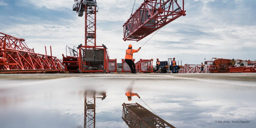 Bouygues IoT in construction