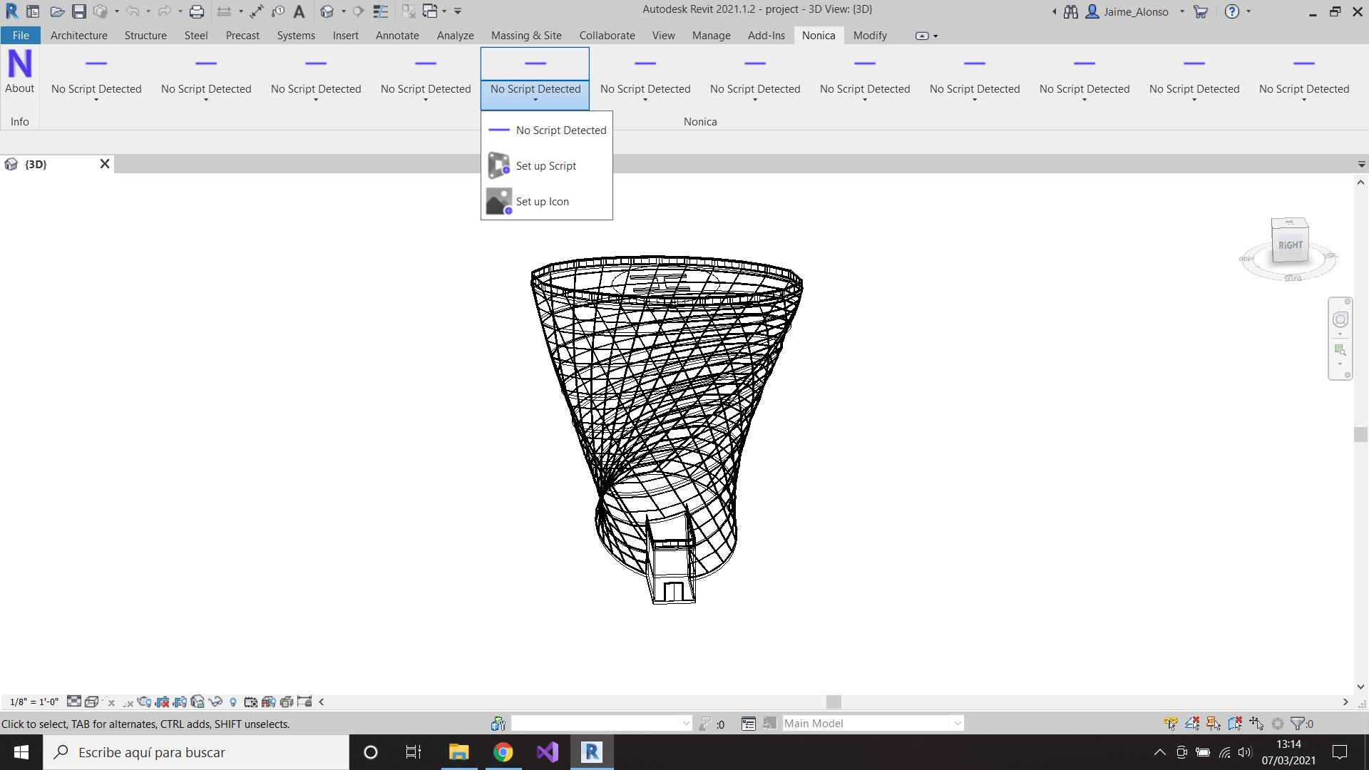 Nonica simplifies deployment of Dynamo scripts in Revit