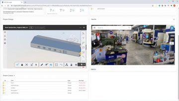 NavVis IndoorViewer BIM 360