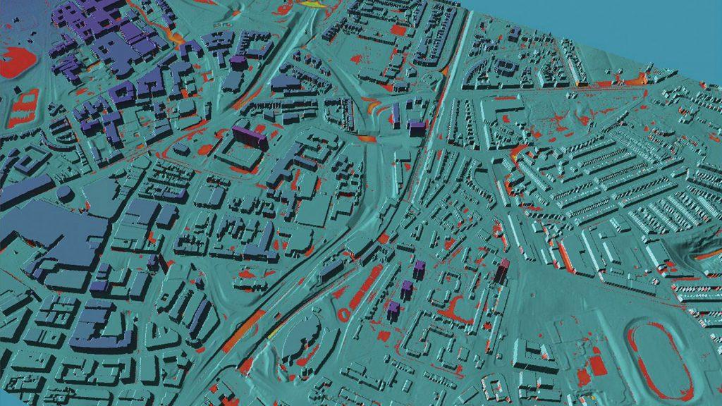 Newcastle upon Tyne flood risk modelling