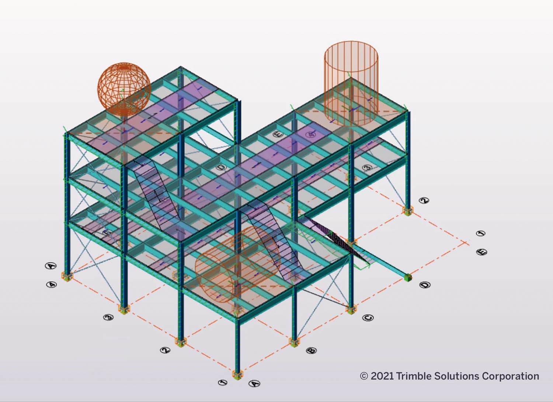 Tekla Structural Designer 2021