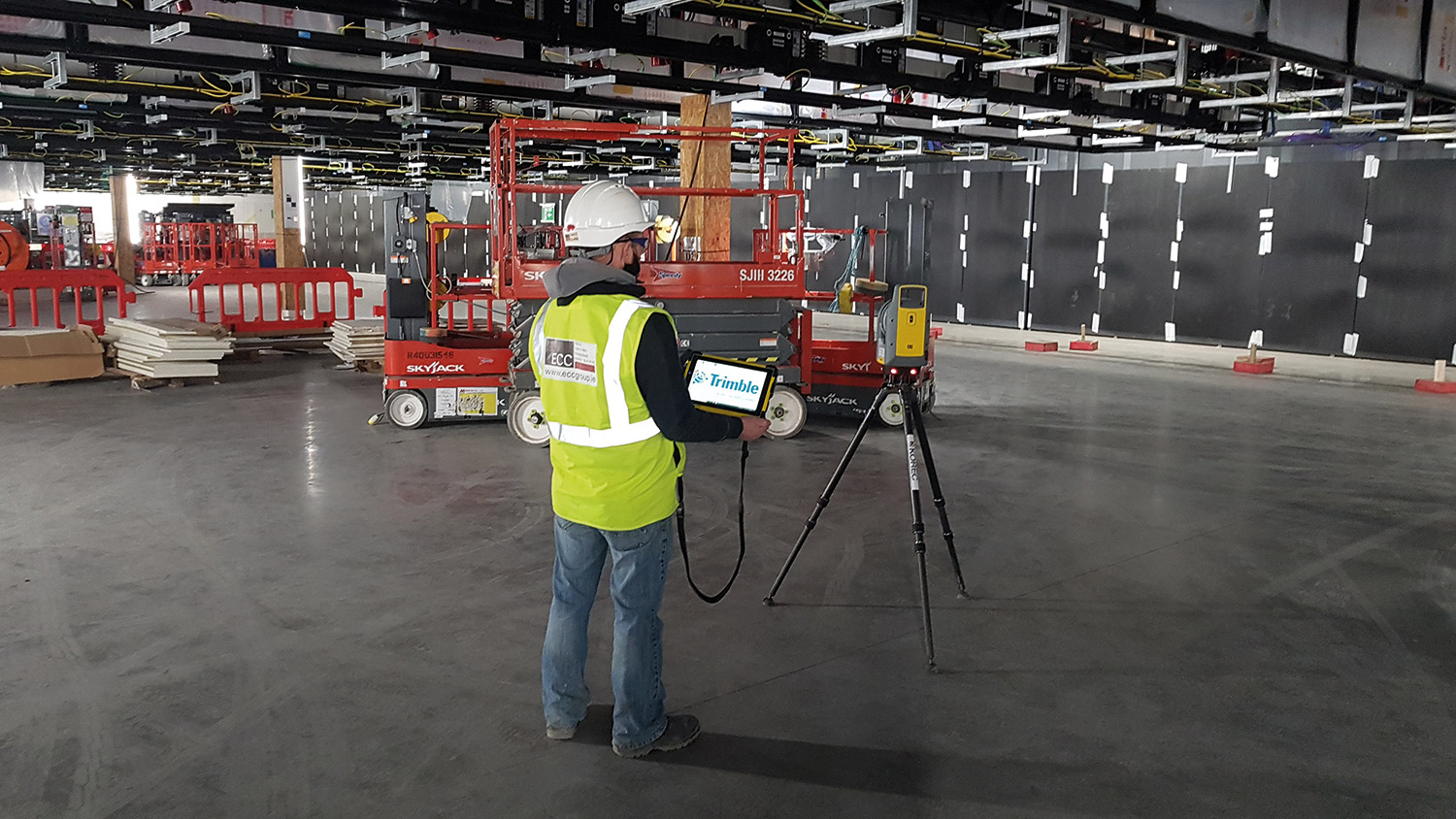 Trimble RealWorks ECC Group