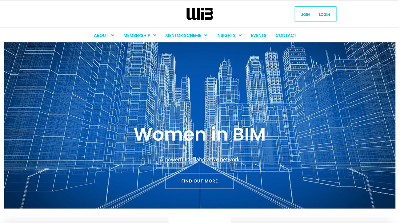 Women in BIM launches new website