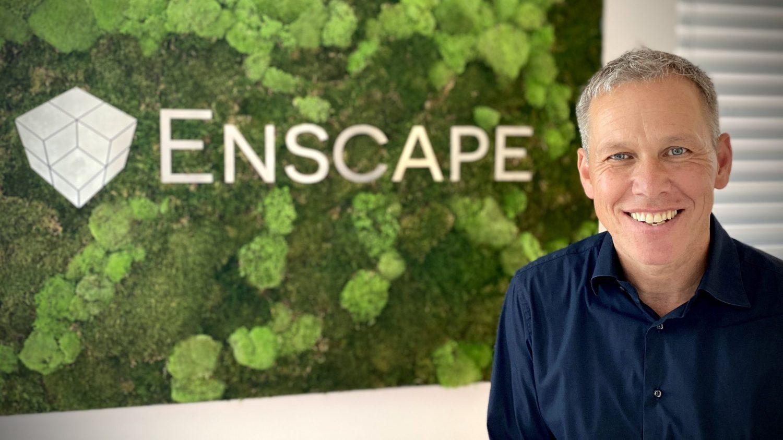 Enscape CEO - Christian Lang