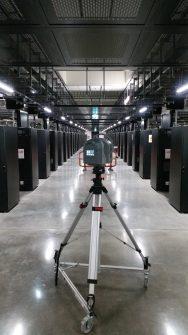 Trimble TX8 laser scanner