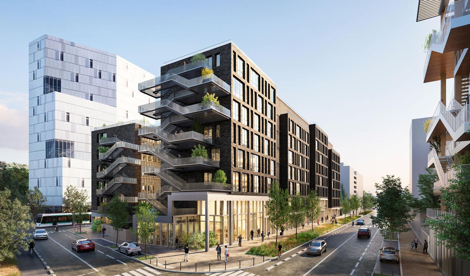 Theia Render architectural visualisation