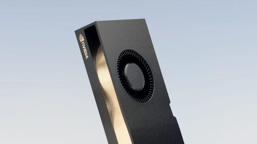 Nvidia RTX A5000 Ampere GPU