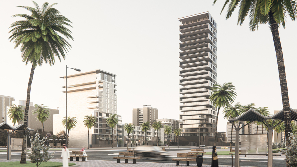 Lamina Tower Cityzenith