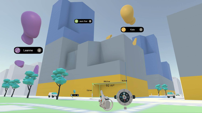 Arkio in VR