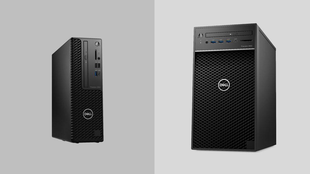 Dell Precision 3450 Dell Precision 3650