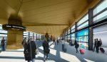 Luton DART Parkway station Interior