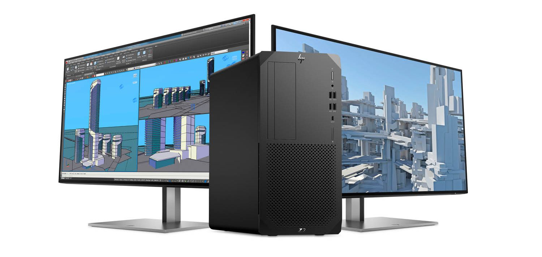 HP Z2 RTX A4000 / A5000