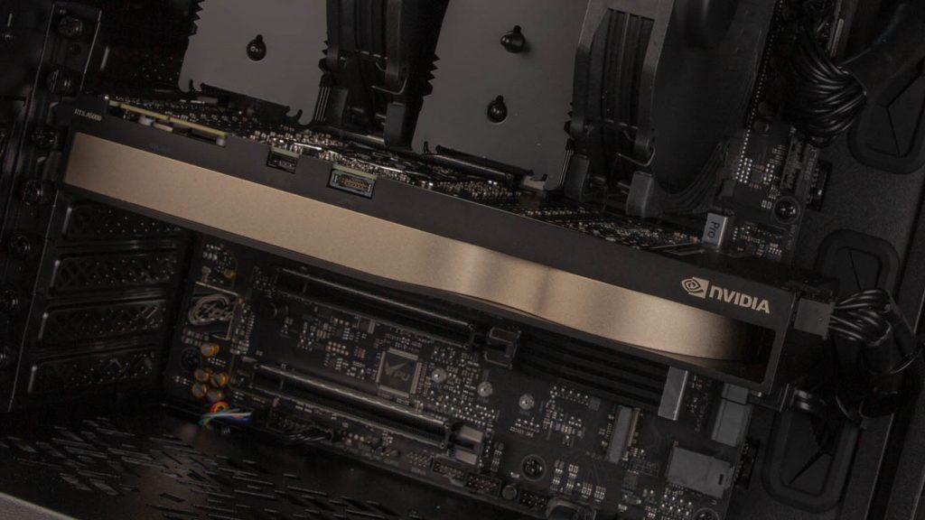 Scan Nvidia RTX 5000