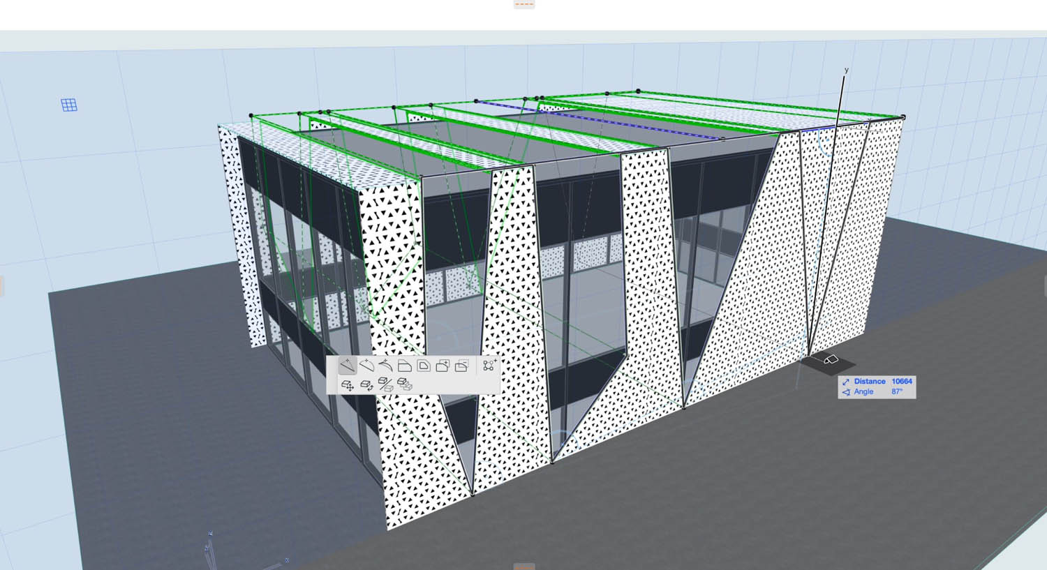 Archicad 25 Poly openings