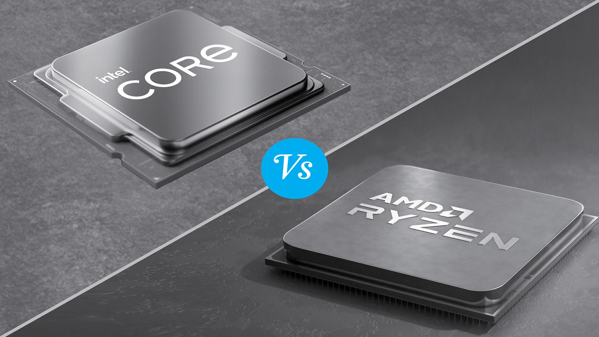 AMD Ryzen Intel Core CAD BIM