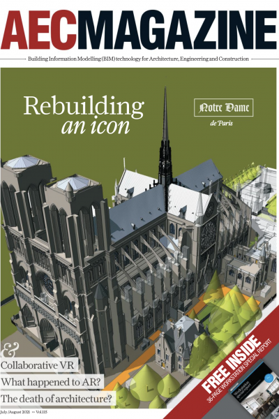 AEC MAG July August 2021 cover