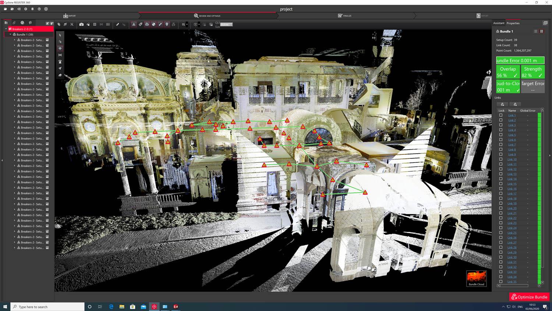 Leica Cyclone - Intel Core AMD Ryzen CAD BIM