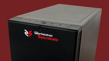 Workstation Specialists WS-184 11th Gen Intel Core