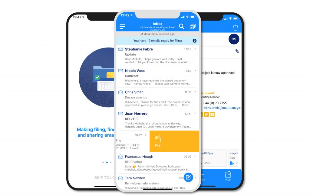 Mail Manager 365