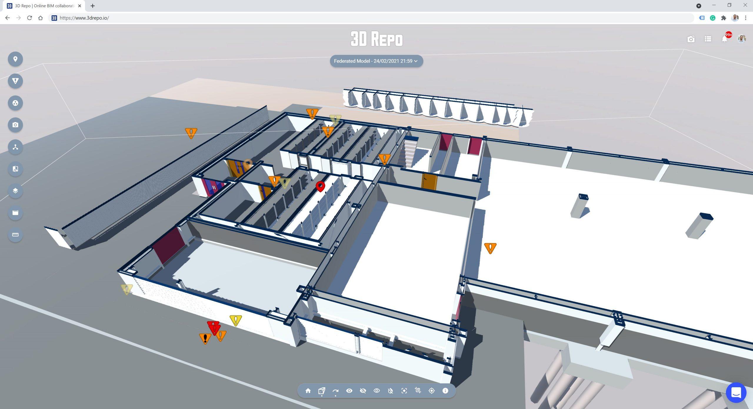 3D Repo SafetiBase