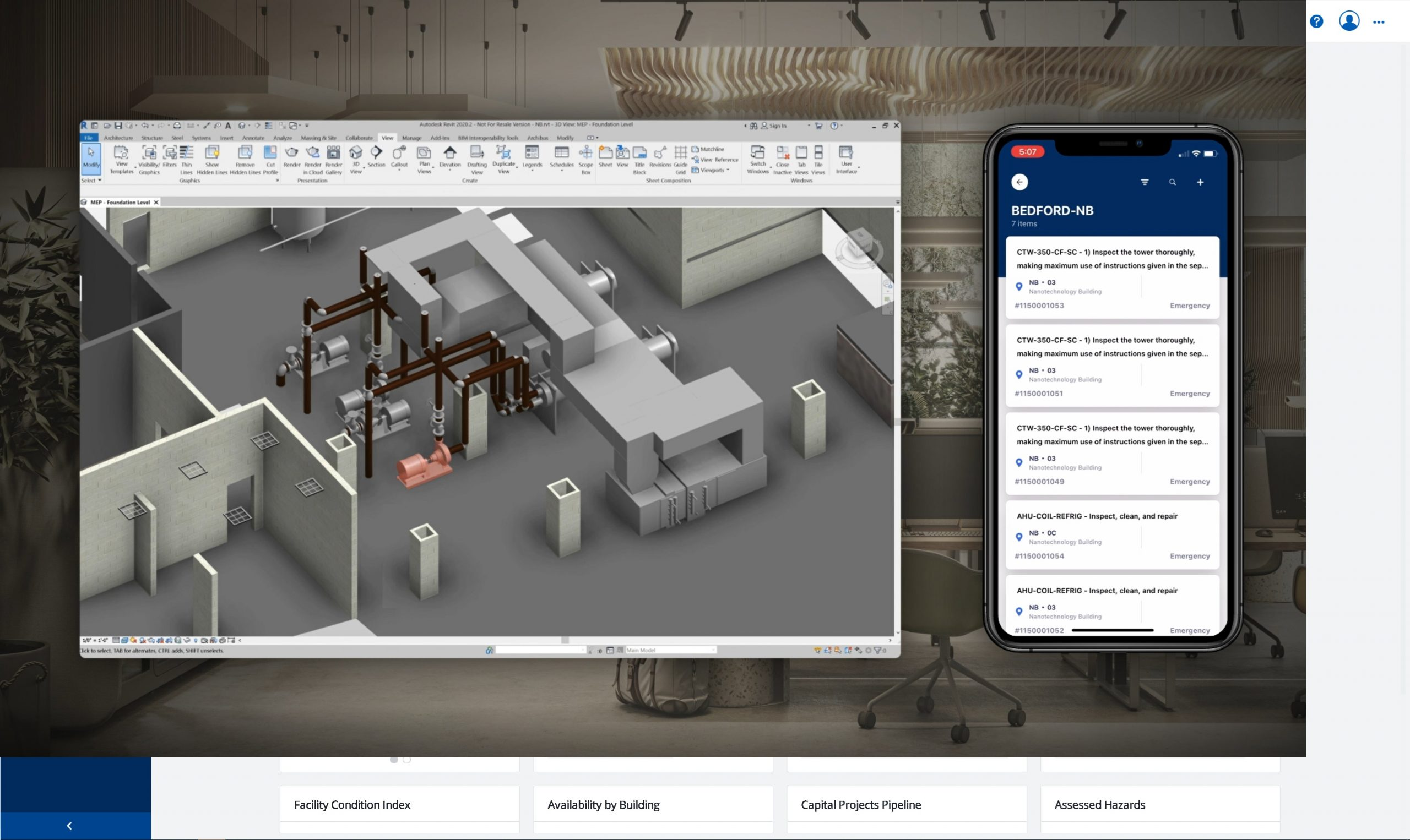 Autodesk iOffice SpaceIQ